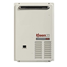 Rheem Continuous Flow Hot Water Systems - 20L/min