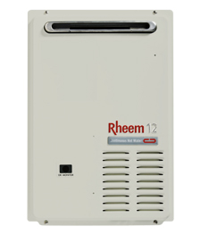 Rheem Continuous Flow Hot Water Systems - 12L/min